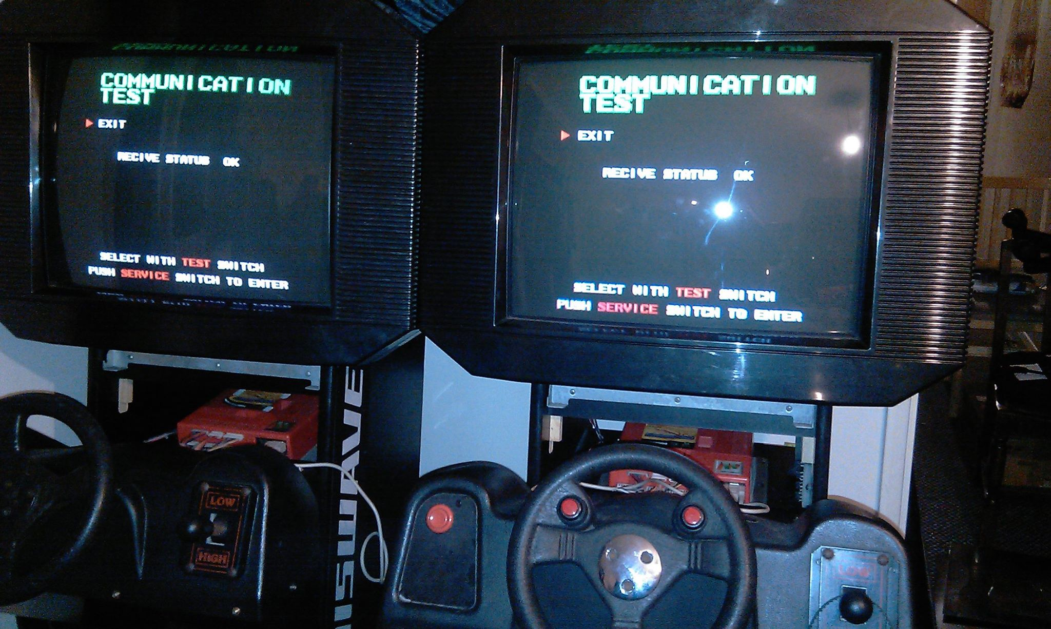 US Atomiswave set of cabs - Project Showcase - Arcade