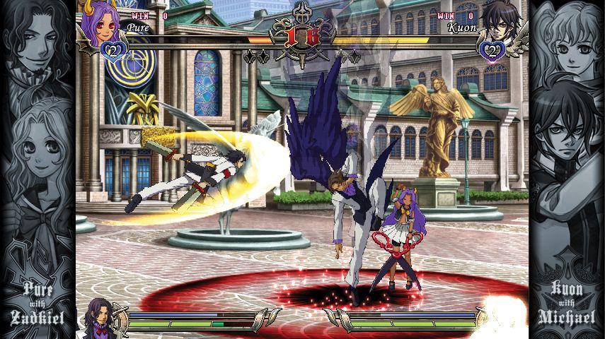 Daemon Bride Addtional Gain for NESICAxLIVE Challenger New
